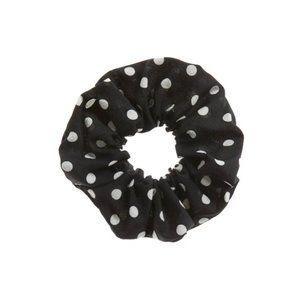 Tasha Nordstrom Large Polka Dot Hair Scrunchie